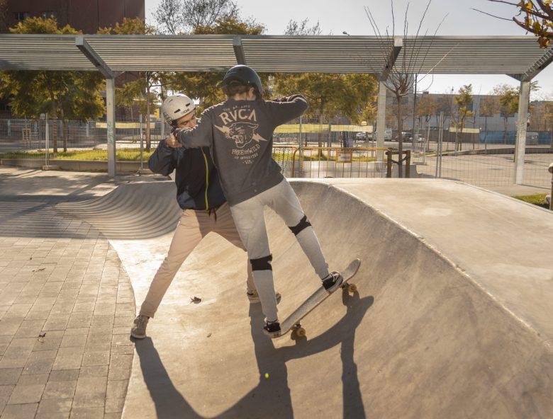 Clases Extraescolares en Skateparks