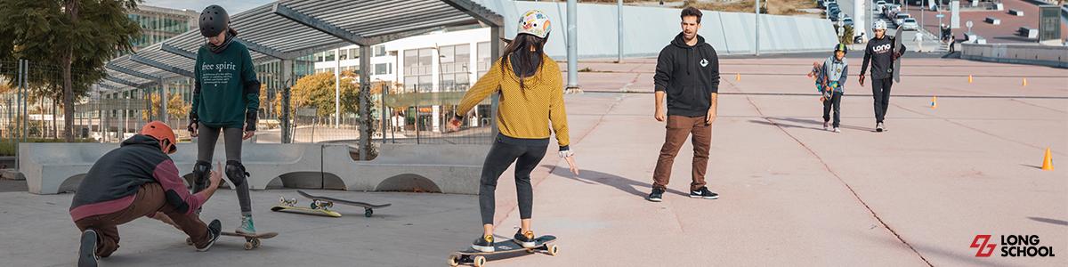 clases particulares de skate